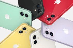 apple iphone 11 představení