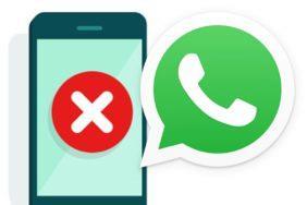 bezpečnostní problém WhatsApp aplikace