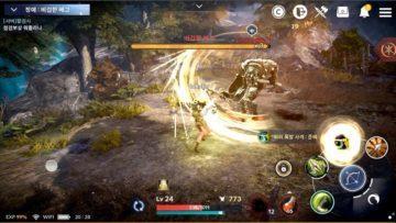 black desert online gameplay