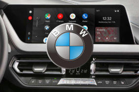 bmw android auto
