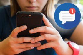 bublinové notifikace v Androidu