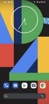 bublinové notifikace v Androidu Mishaal Rahman screen 2