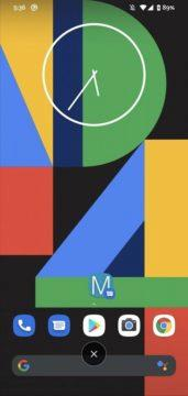 bublinové notifikace v Androidu Mishaal Rahman screen 4