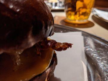burger foto test Pixel 4