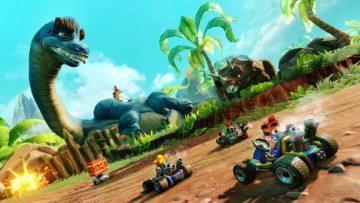 Crash Team Racing Nitro-Fueled wallpaper 2