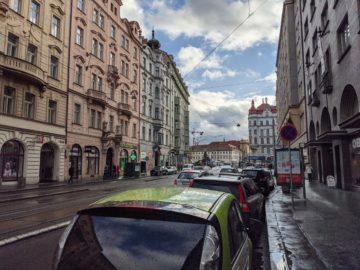 déšť foto test Pixel 4