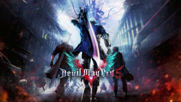devil may cry 5 wallpaper 2