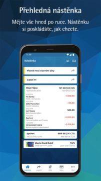 Fio Smartbanking CZ - mobilní bankovnictví