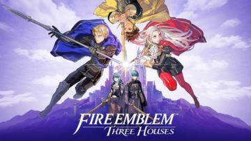 Fire Emblem Three Houses wallpaper 1