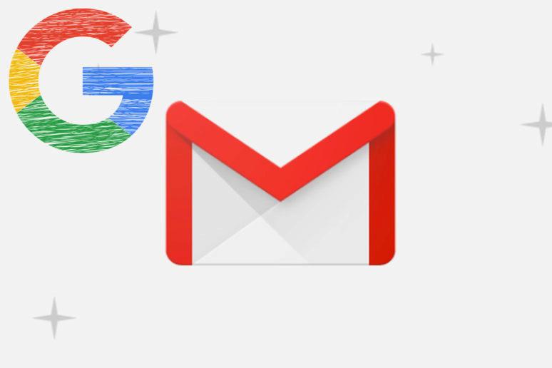 gmail e-mail odesílání