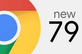 google chrome 79