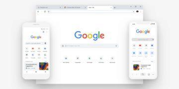 google chrome 79 problém