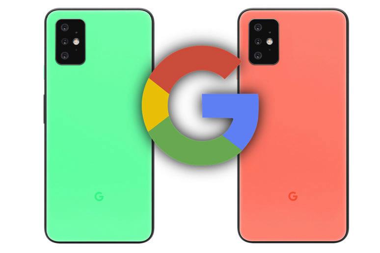 google pixel 5 spekulace