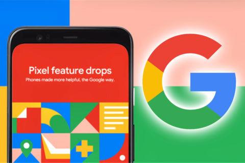 google pixel feature drop