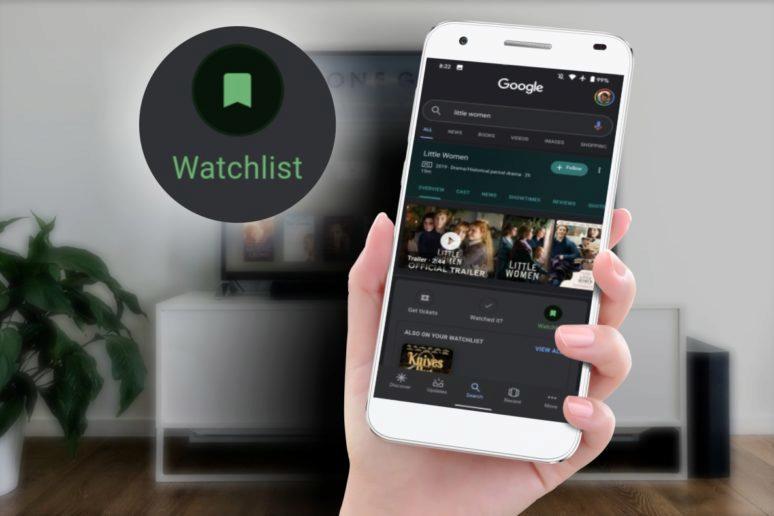 Google Watchlist