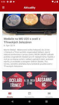 HC Oceláři Třinec - pro fanoušky hokeje