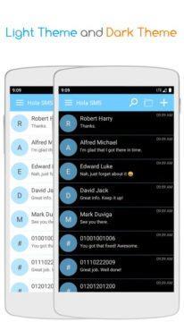 Hola SMS - nová aplikace na správu SMS