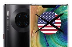Huawei bez amerických součástek