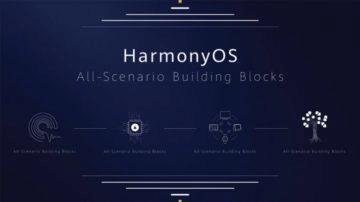 huawei harmonyos zařízení
