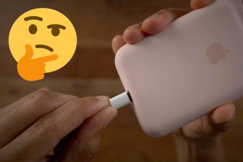 iphone bez konektorů
