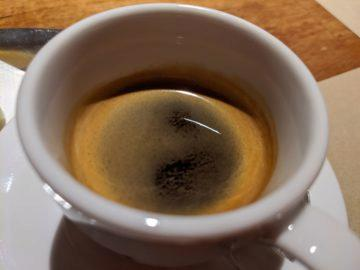 káva foto test Pixel 4