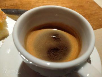 káva foto test Realme 5