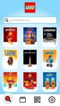 LEGO Návody na stavění
