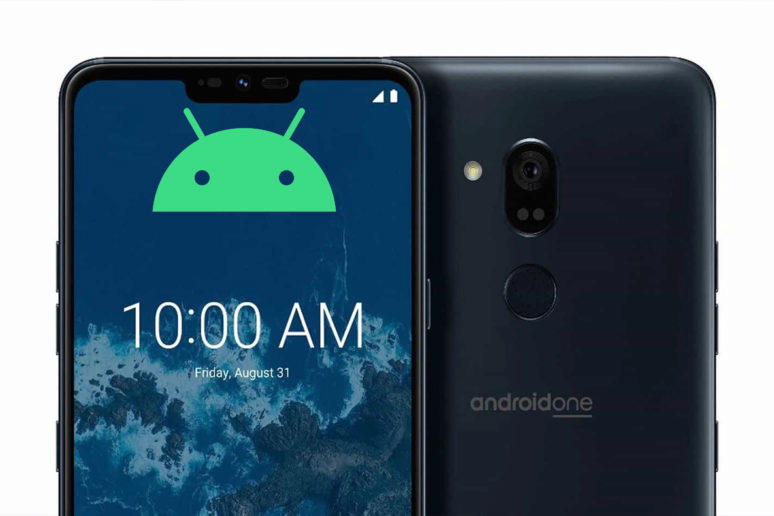 lg g7 one android 10 datum