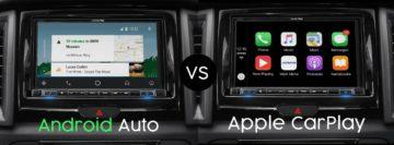 mapy.cz android auto carplay apple