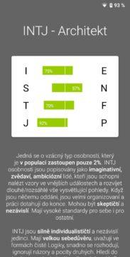 MBTI - Test osobnosti