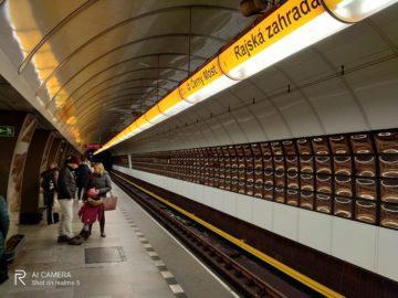 metro foto test Realme 5