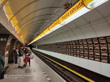 metro foto test Realme X2 Pro