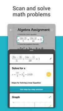 Microsoft Math Solver - chytrá kalkulačka