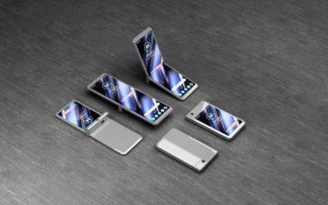 modulární telefon Motorola RAZR spekulace 2