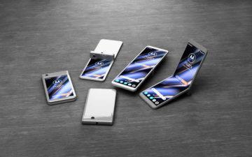 modulární telefon Motorola RAZR spekulace 5