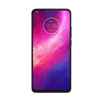 motorola one hyper displej