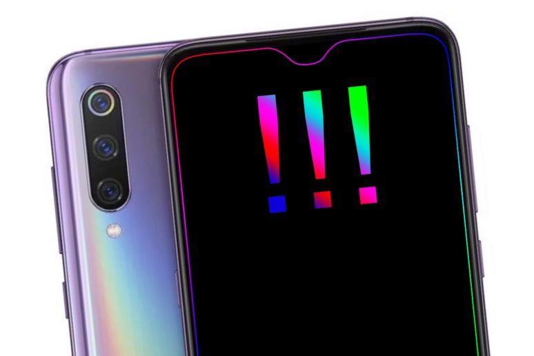 nebezpečná tapeta pro Xiaomi Mi 9