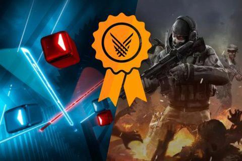 nejlepší videohry roku 2019