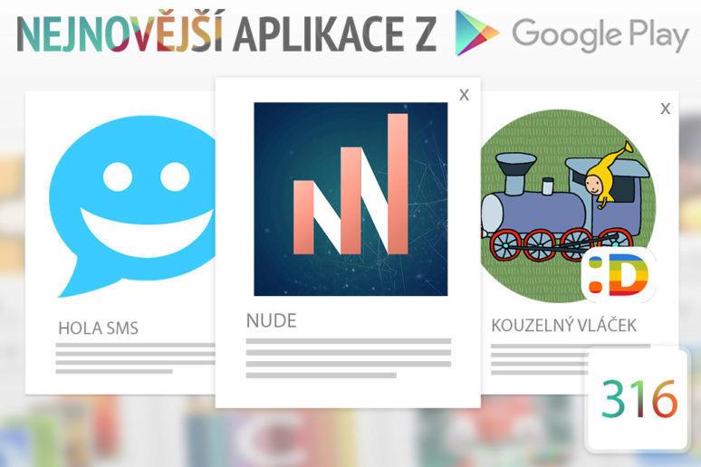 Nejnovější aplikace z Google Play #316: nástroj, který skryje nahotinky
