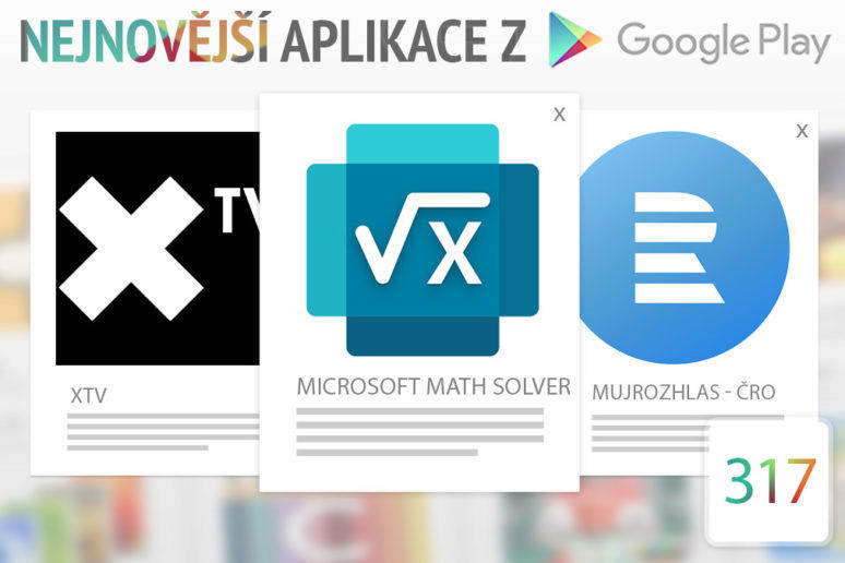 Nejnovější aplikace z Google Play #317: chytrá kalkulačka