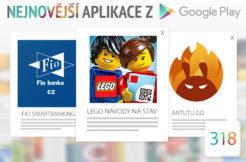 Nejnovější aplikace z Google Play #318: LEGO Návody na stavění