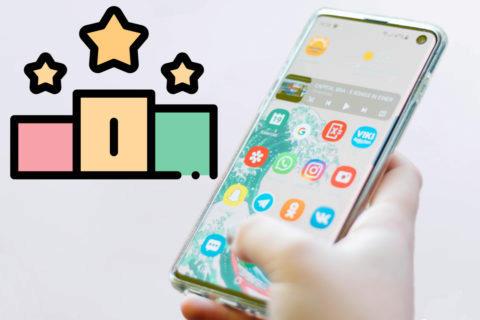 nejstahovanejsi aplikace a hry rok 2019
