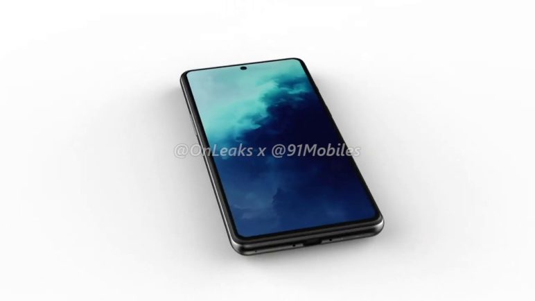 OnePlus 8 Lite: 360 degree renders EXCLUSIVE