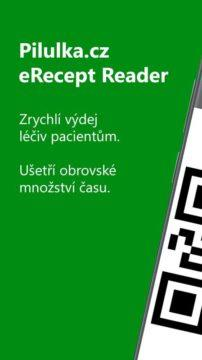 Pilulka eRecept Reader - pro lékárníky