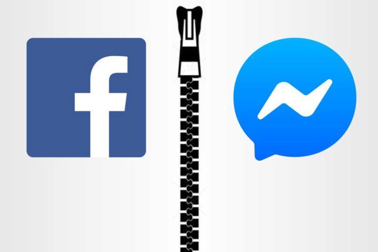 povinný Facebook účet na Messengeru