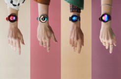 představené Xiaomi Mi Watch Color