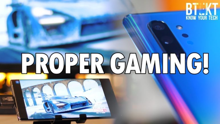 Proper PC Gaming on Samsung ANYWHERE! | PlayGalaxy Link