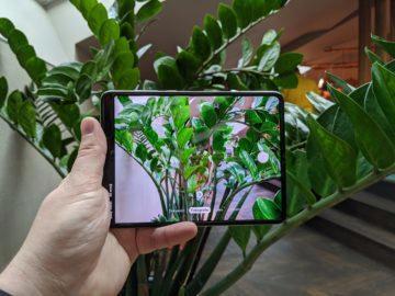 První dojmy ze Samsung Galaxy Fold unpacking 10