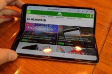 recenze na Samsung Galaxy Fold