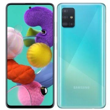 Samsung Galaxy A51 představení